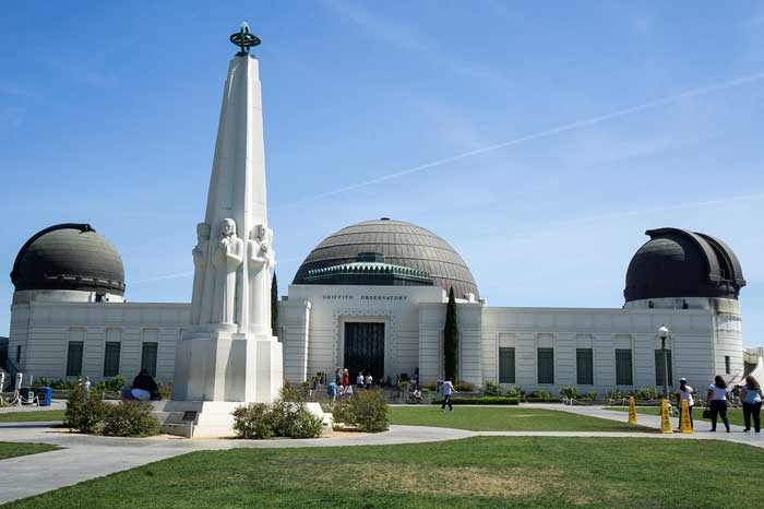 Griffith-Oberservatory