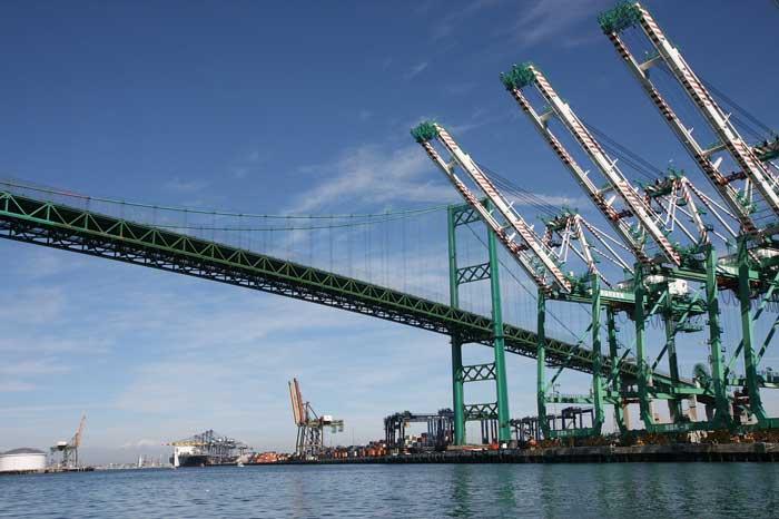 Long-Beach - Hafen