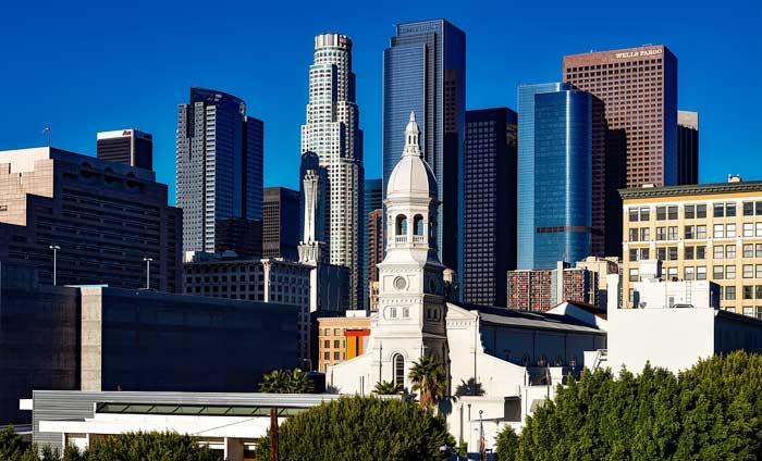 Stadt Los Angeles