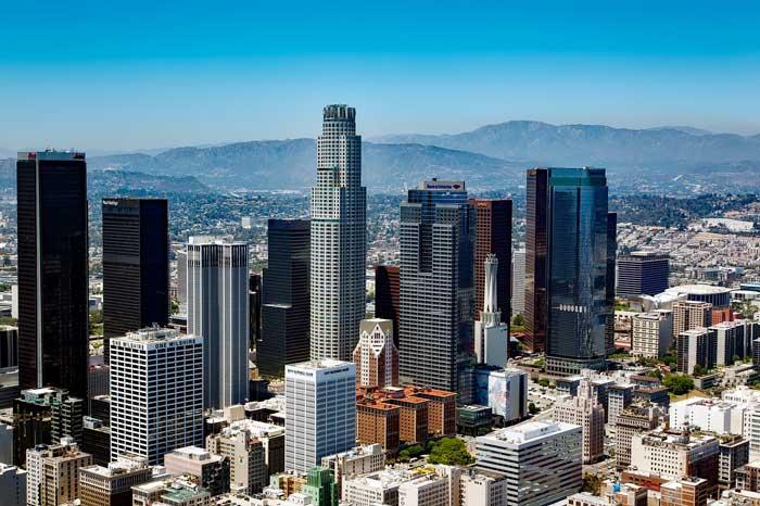 Los-Angeles-Stadt