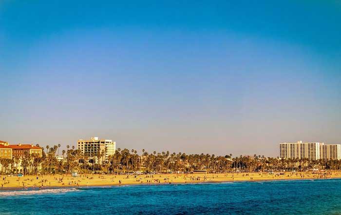 Santa-Monica Strand