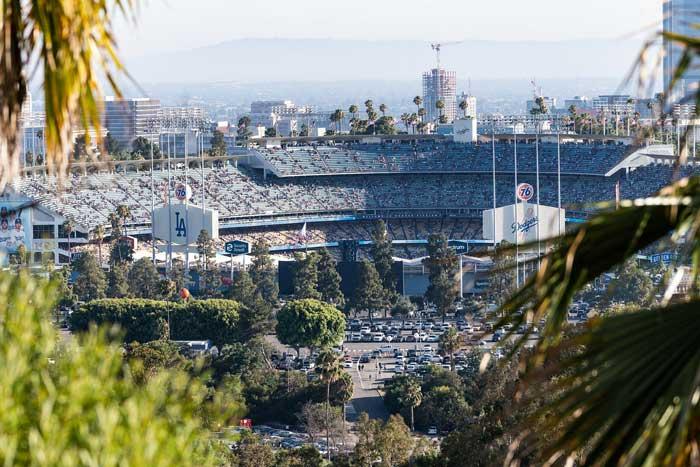 Stadium in L.A.