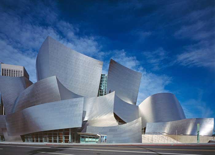 Walt Disney Center - Konzertsaal